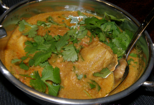 Fischcurry aus Goa