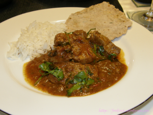 Pork Curry aus Kerala