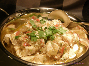 Thokan – einfaches Hühnercurry
