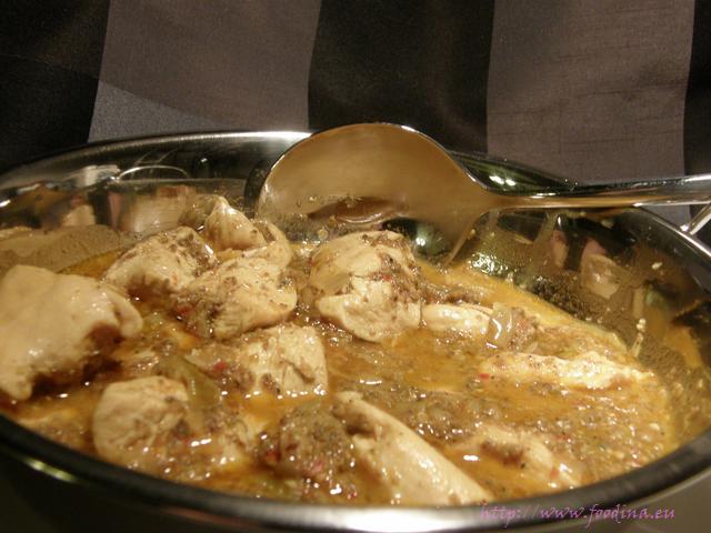 Chicken Xacuti - würziges Hühnchencurry