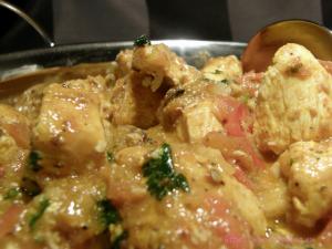 Kerala Chicken Curry – pikantes Hähnchencurry mit Kokos aus Kerala