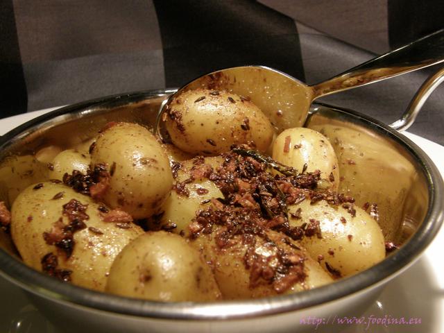 Heeng Jeere ke Aloo - Kartoffeln mit Kreuzkümmel