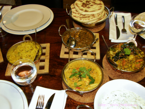 "Kochtreffen ""NRW meets India"""