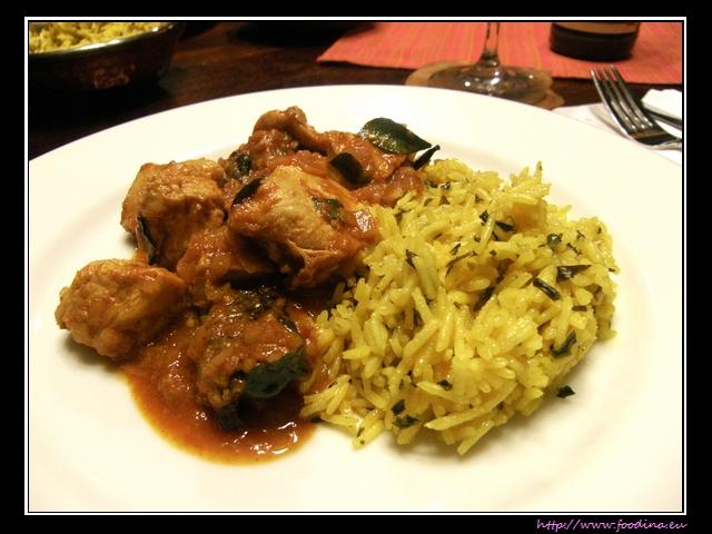 Methi Pulav - Reisgericht mit Bockshornklee