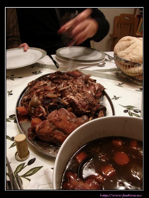 Französisches Kochtreffen