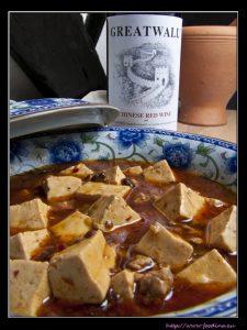 Mapo Doufu – scharfes Tofu-Hack-Gericht
