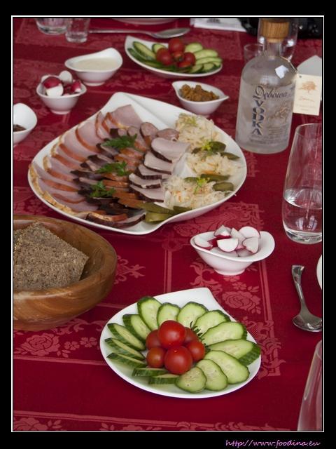 Polnisches Kochtreffen