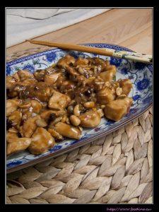 Gong Bao Ji Ding – Kung Pao Huhn mit Erdnüssen