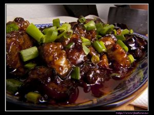 Yu Xiang Qie Zi – Auberginen mit Fischduft