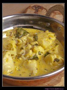 Caldeen – Fischcurry aus Goa