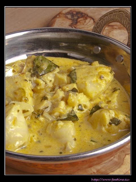 Caldeen - Fischcurry aus Goa