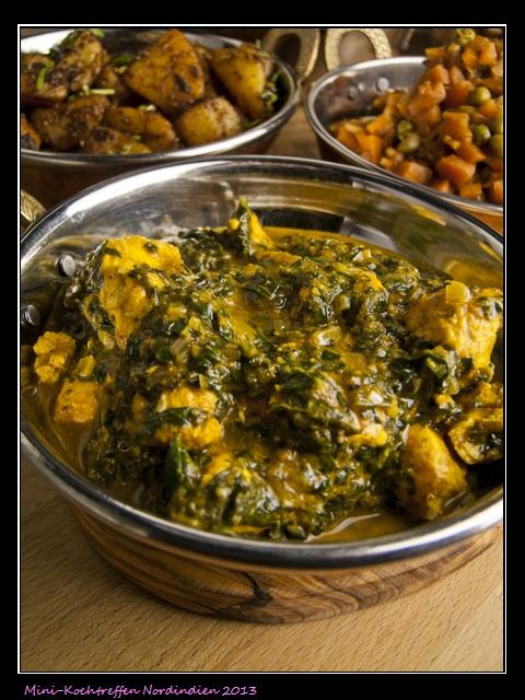 1. Mini-Kochtreffen in Ratingen - Nordindien