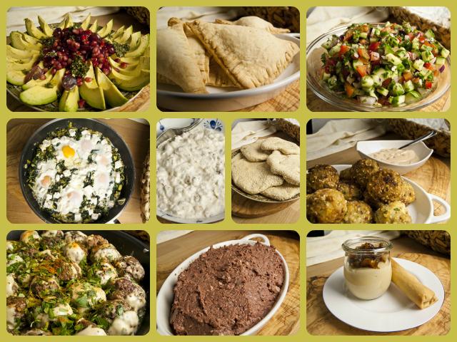 Kochtreffen j dische k che foodina for Die judische kuche