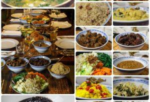Kochevent – Indonesische Reistafel