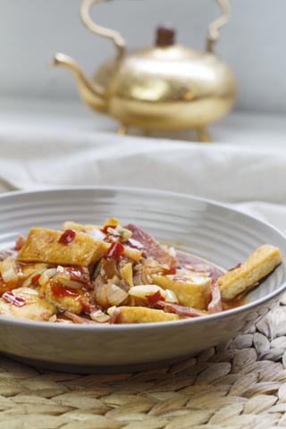 Jia Chang Dou Fu - Bärentatzen-Tofu