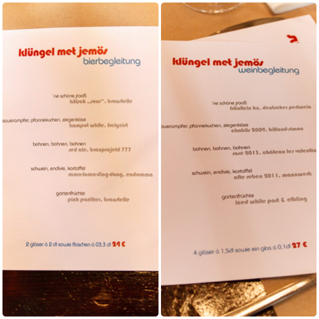 [Summer of Supper] Klüngel met Jemös