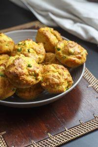 [Backwerk] Curry-Muffins – jetzt backt sie auch noch!