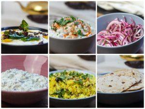 [Kochevent] Indien vegetarisch – Bericht und ein Minzlimo-Rezept