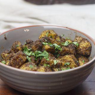 Jeera Aloo - Kartoffeln mit Kreuzkümmel