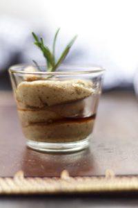 [italienisch] Crema ai marroni – Maronencreme mit Preiselbeersirup