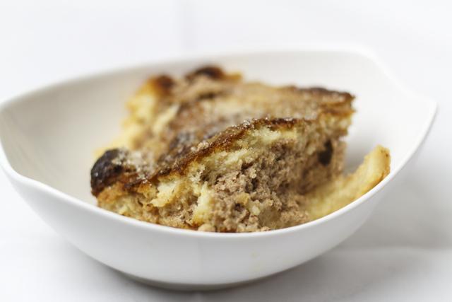 [altdeutsche Küche] Schwarzweisser Pudding