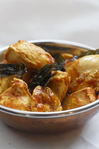 [indisch] Chicken Vindaloo mit dem besonderen Dreh