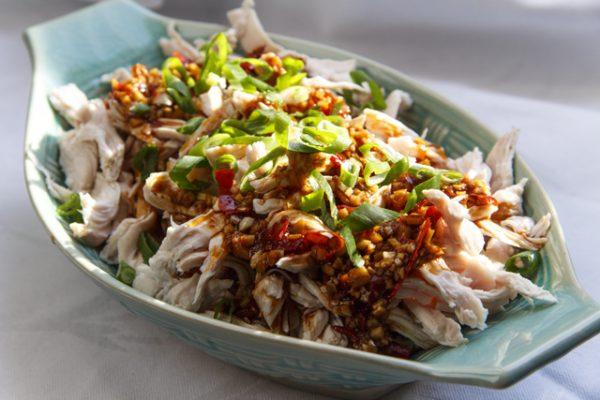 Yu Xiang Ji Si - Fischduft-Hähnchen