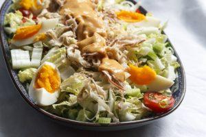 [thailändisch] Yam Yai – Bunter Salat
