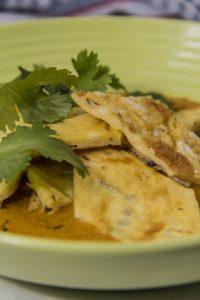 [indisch] Mutta Puli – Omelett-Curry mit Kokosmilch