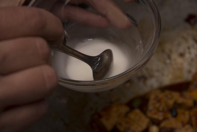 Mapo Doufu - das köstliche Sichuangericht in einer vegetarischen Version