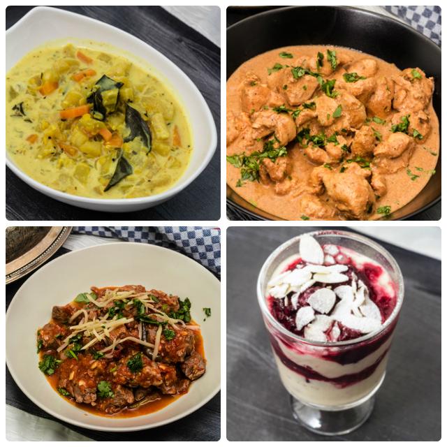Kochtreffen anglo-indisch