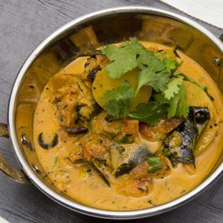 Aloo Masala - Kartoffelcurry auf südindische Art