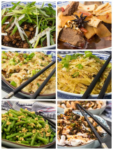 Kochtreffen chinesisch