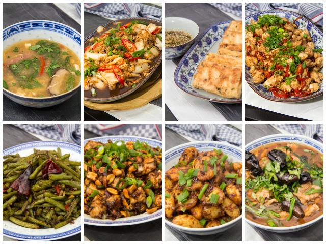 Szechuan Kochtreffen