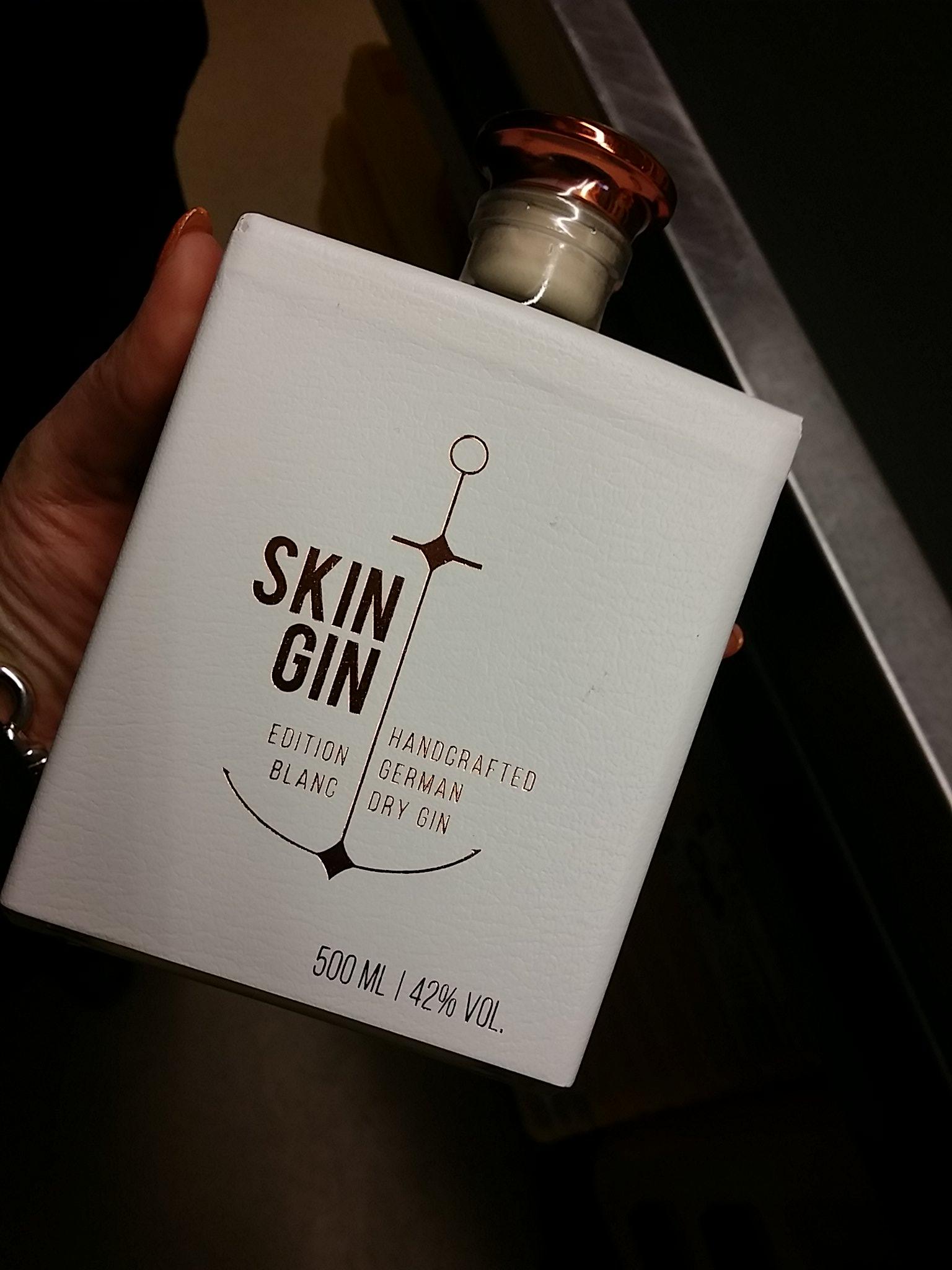 Skin Gin Edition blanc