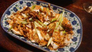 Scharfer Sichuan-Hähnchensalat – Bang Bang Ji Si, der Knaller in Tüten :-)