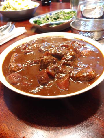 Japanisches Curry mit Miso, unglaublich dicht im Aroma und wärmend von innen