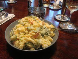 Potato Salada – Kartoffelsalat auf japanische Art, knackig und würzig